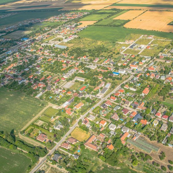 Letecké fotografie