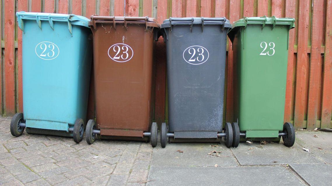 Harmonogram zberu odpadu na rok 2019