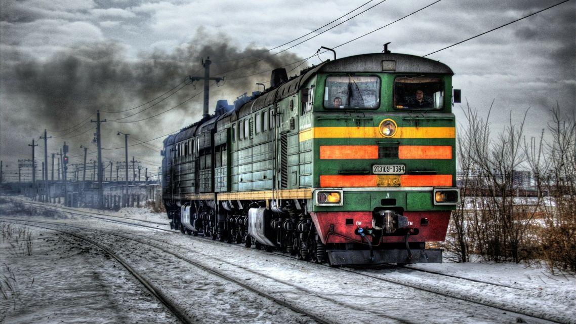 Výluka na železničnej trati